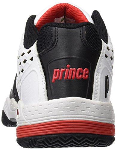 Prince Warrior M - Zapatillas para hombre Blanco