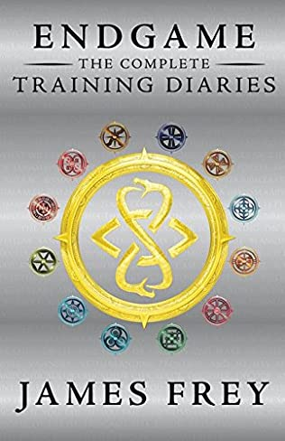 book cover of Endgame: The Complete Training Diaries