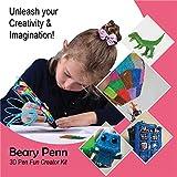 BEARY PENN Unique 3D Pen for Kids & Adults