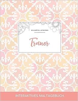 Maltagebuch für Erwachsene: Trauer (Schildkröten Illustrationen, Elegantes Pastell)