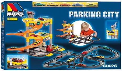M MOLTO Parking 3 Storey Tracks