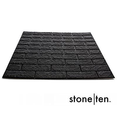 Craft Faux Brick Wall Panels - Peel and Stick Foam Brick - 3D Wall Panels for Fake Brick Wall - Self Adhesive Brick Wall Panels - 3D Brick Wallpaper