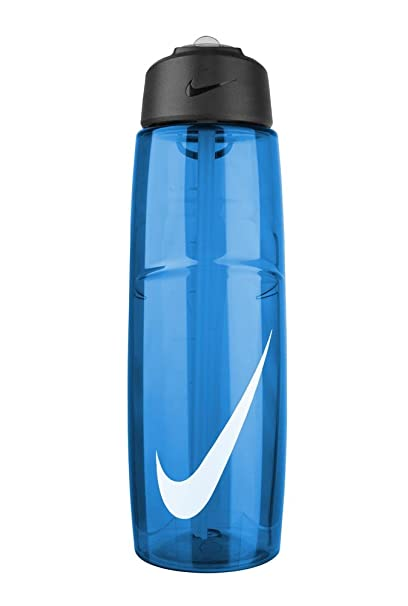 92c75ecf27 Buy Nike T1 Flow Swoosh Water Bottle (32oz, Game Royal/White) Online at Low  Prices in India - Amazon.in