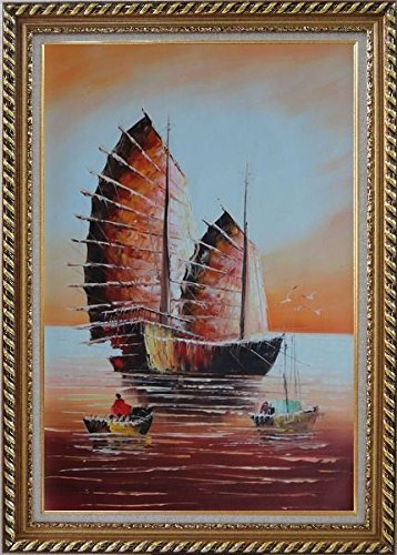BeyondDream Framed Oil Painting 36