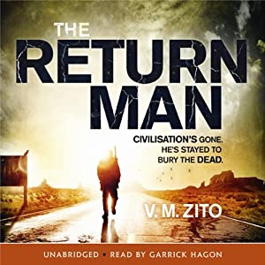 The Return Man Audiobook