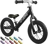 Cruzee Ultralite Air Balance Bike (4. 8 lbs) Ages 1. 5 to 5 Years - Silver