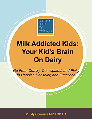 Milk Addicted Kids: Your Kid