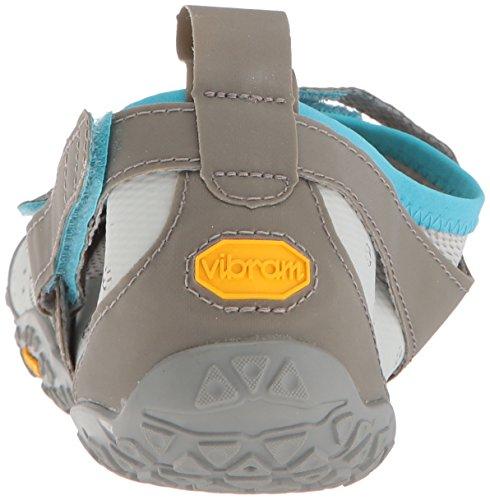 Vibram Donna V-aqua Grigio / Blu Water Shoe Grigio / Blu