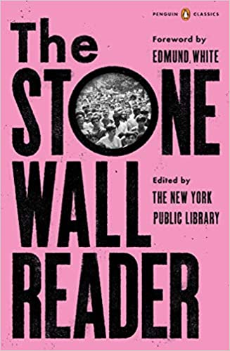 cover image, The Stonewall Reader
