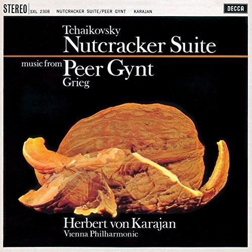Tchaikovsky Nutcracker Suite Grieg Peer
