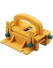 Hamkaw 3D Pushblock Holzbearbeitungssicherheit Holzblock Schieber Tischkreissäge Holzbearbeitungswerkzeuge Für Tischkreissägen, Frästische, Bandsägen Und Abrichthobel