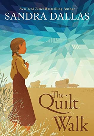 book cover of The Quilt Walk