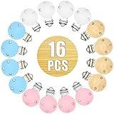 Aoafun Alambre Snap de + 300 Set T5 Botones de plástico ...