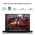 ASUS ROG Zephyrus M GU502GU-ES003T 15.6-inch FHD 144Hz Gaming Laptop (9th Gen Core i7-9750H/16GB RAM/512GB PCIe SSD/Windows 10/6GB NVIDIA GeForce GTX 1660 Ti Graphics/1.93 Kg), Black
