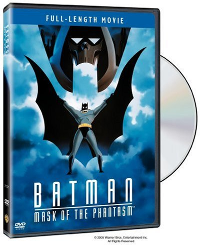 DVD : Batman: Mask of the Phantasm (Full Frame, , Dubbed, Amaray Case, Repackaged)