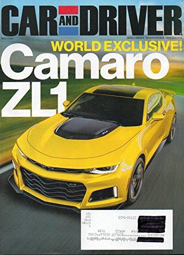(Car and Driver Magazine 2016 LAMBO AVENTADOR SV LAMBORGHINI'S BADDEST BROMCO 2017 Bugatti Chiron: Slow Test on Very Fast Car 2017 PORSCHE 718 BOXSTER S)