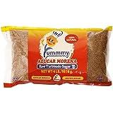 Yummmy Raw Sugar, All Natural Turbinado Sugar, 4 Lb, Kosher Certified, Coarse sugar