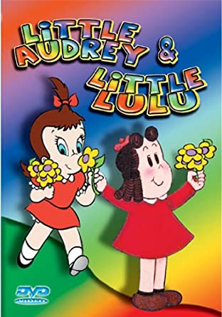 Amazon Com Little Audrey And Little Lulu Little Audrey Little
