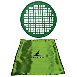 Power Web 14'' Hand Exerciser and Humactive Cover - 14 Inch, Heavy Tension, Green