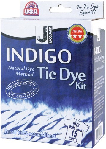 Brand New Jacquard Tie-Dye Kit-Indigo Brand New