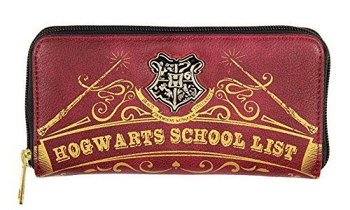 Harry Potter Hogwarts School List Zip Around ()