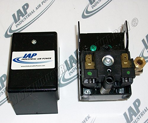 Pressure Switch - Designed for use with Ingersoll Rand Air Compressors