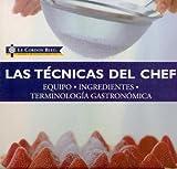 Las técnicas del chef