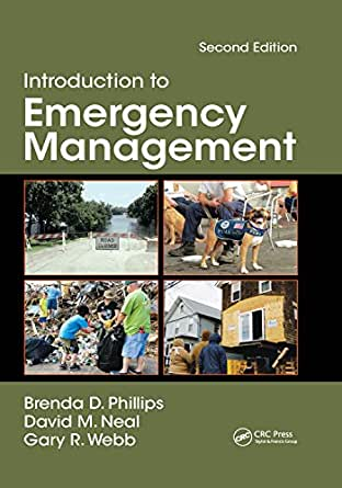 introduction to disaster management Book summary: disaster management as a subject essentially deals with management of resources and information as far as a disastrous event is concerned and also.