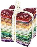 McKenna Ryan Bella Vita 22 Fat Quarters Robert Kaufman Fabrics FQ-1243-22
