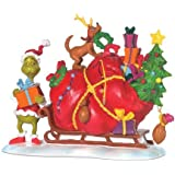 Department 56 Grinch Villages from Department 56 Grinch's Small Heart Grew Village Accessory, 3-3/4-Inch