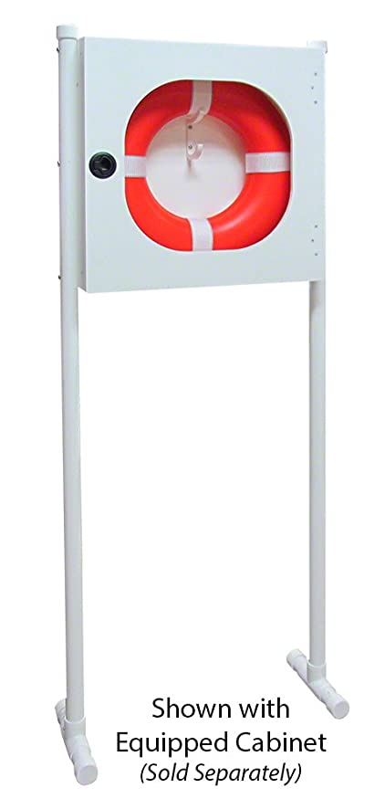 Amazon.com : Ring Buoy Cabinet Stand (Cabinet Not Included ...