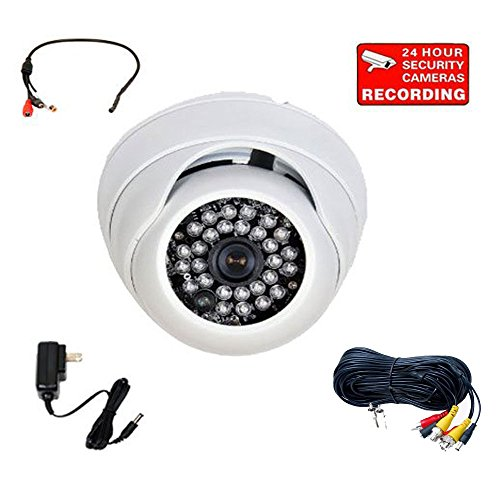 1/3 Sony Ccd Waterproof Surveillance Security Camera - 7