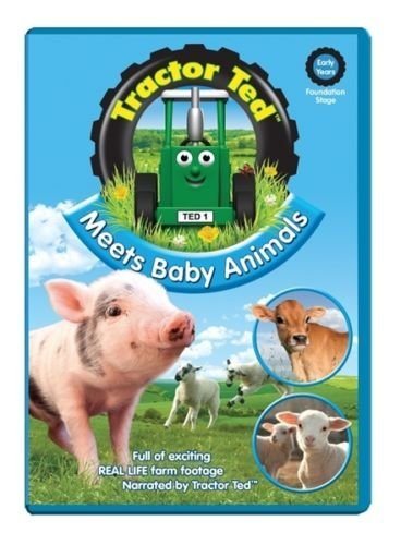 Tractor Ted - Meets Baby Animals