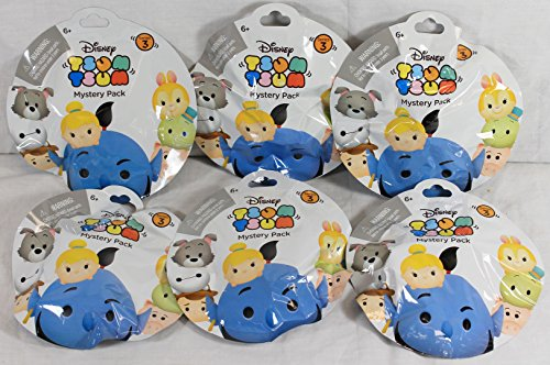 Disney Tsum Tsum Stack Pack Blind Bags Collectible Figures L