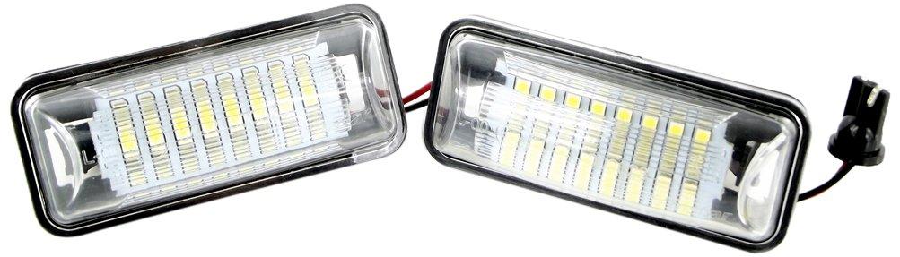 EinParts EP40 2X Kennzeichenbeleuchtung EinParts Automotive