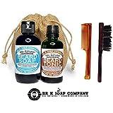 DR K SOAP COMPANY - Set de lujo de cuidado para barba