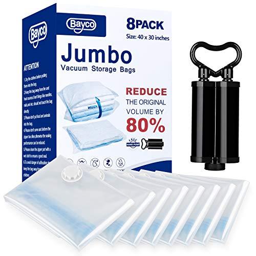 Bayco Vacuum Storage Bags