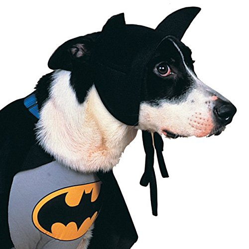 Amazon.com  Rubieu0027s DC Comics Pet Costume Classic Batman Large  Pet Supplies  sc 1 st  Amazon.com & Amazon.com : Rubieu0027s DC Comics Pet Costume Classic Batman Large ...