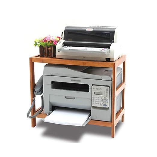 Base de la impresora Impresora del estante del estante del ...