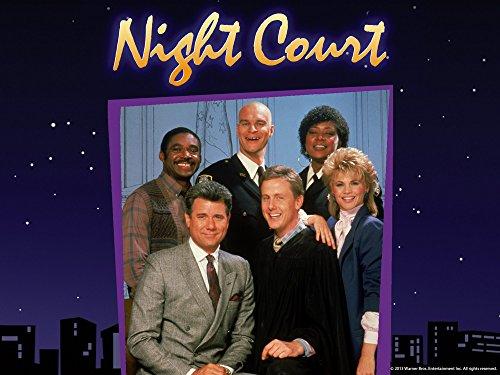 Amazon Com Night Court The Complete Fifth Season Harry