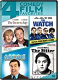 Internship / The Watch / Cedar Rapids / The Sitter [DVD] [Region 1] [US Import] [NTSC]