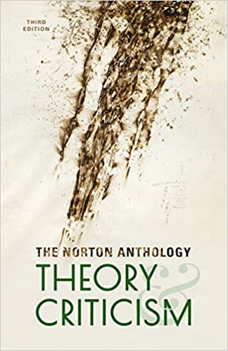 Norton Anthology Of Theory And Criticism 2nd Edition Pdf