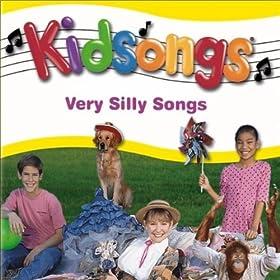 purple people eater kidsongs from the album kidsongs very silly songs