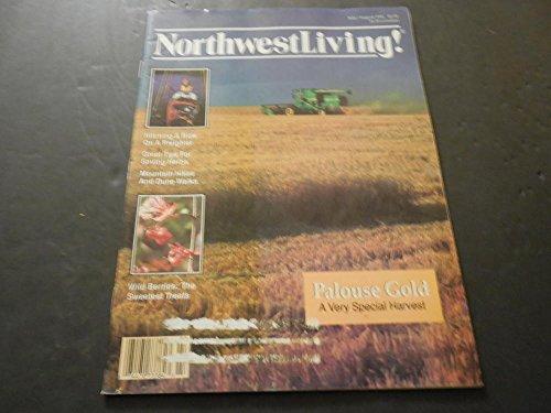 Northwest Living Jul /Aug 1991, Wild Berry Treats, Tips For Saving Herbs