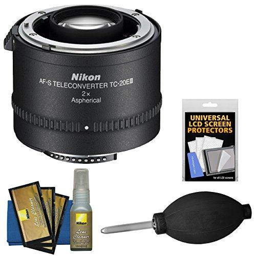 Nikon TC-20E III 2x AF-S Teleconverter with Screen