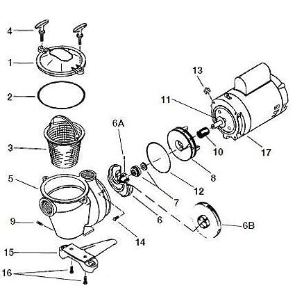 Pentair Superflo Wiring Diagram