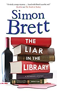 Book Cover: The Liar in the Library