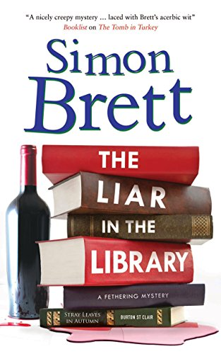 The Liar in the Library (A Fethering Mystery)