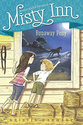 book cover of Runaway Pony