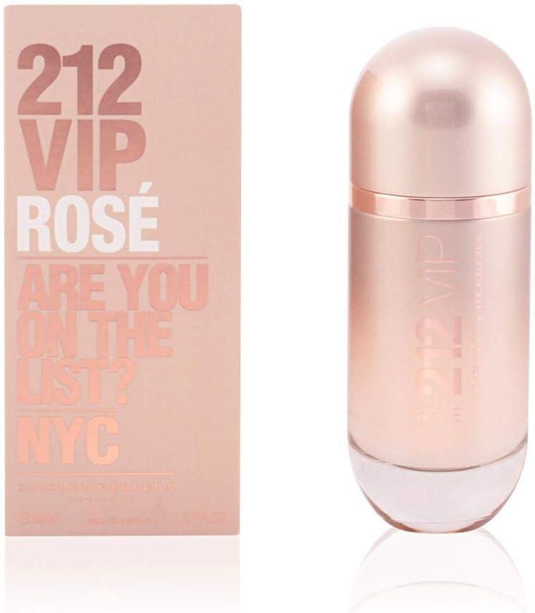Carolina Herrera 212 Vip Rosé Agua de Perfume Vaporizador - 125 ml